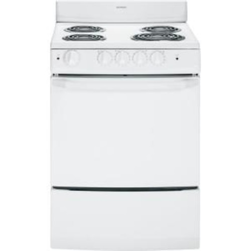 Hotpoint 24 in. 3.0 cu. ft. Electric Range in White