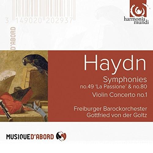 Gottfried Von Der Goltz - Haydn: Violin Concerto No. 1, Symphonies Nos. 49 & 80