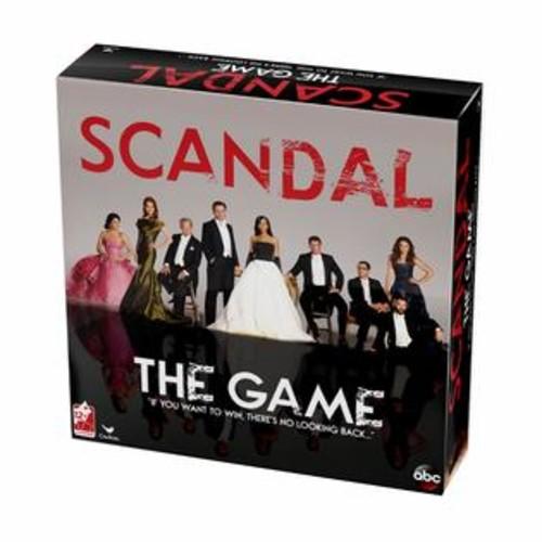 Cardinal Supplies Cardinal Scandal: The Game