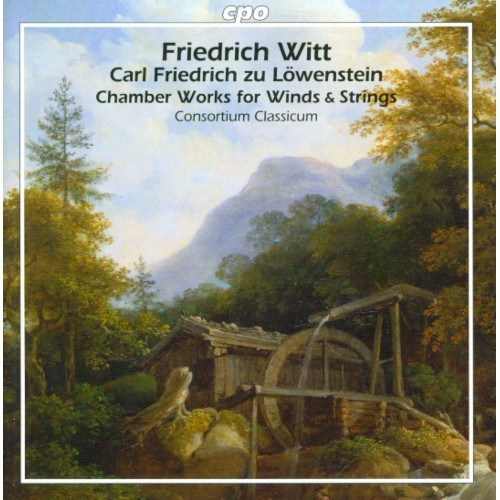 Chamber Works For Winds & Strings - CD