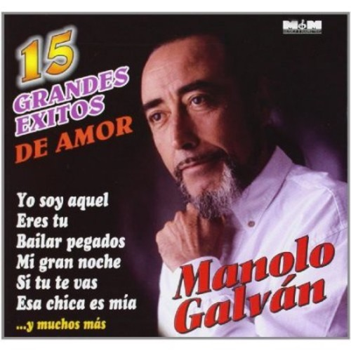 15 Grandes Exitos de Amor [CD]