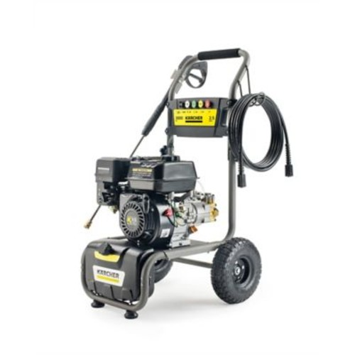 Karcher 3000 PSI Gas-Powered Pressure Washer in Yellow/Black