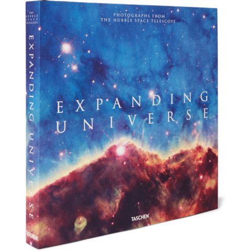 Taschen - Expanding The Universe: Photographs From The Hubble Telescope Hardcover Book