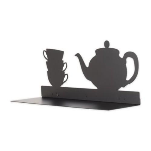Danya B. Kitchen Utility Shelf in Black