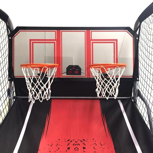 Blue Wave Product Shot Pro Deluxe Electronic Basketball Game