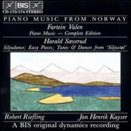 Piano Music from Norway (Audio CD)