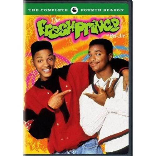 Fresh Prince Of Bel Air:Ssn4 (DVD)