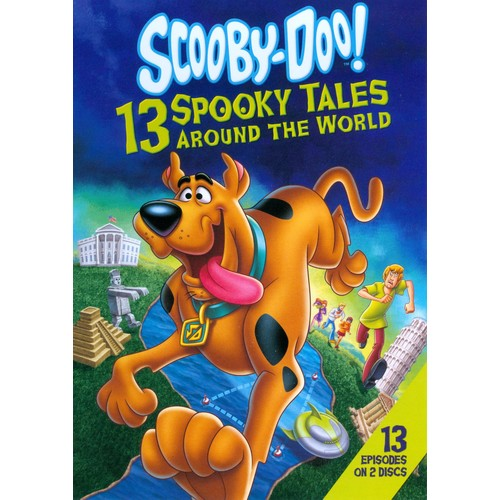 Scooby-Doo!: 13 Spooky Tales Around the World [DVD]