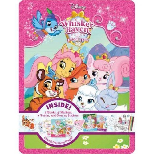 Disney Whisker Haven Collector's Tin