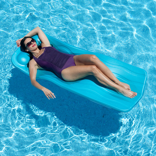 Aqua Cell 1.25 in. Thick Marquis Aqua Pool Float