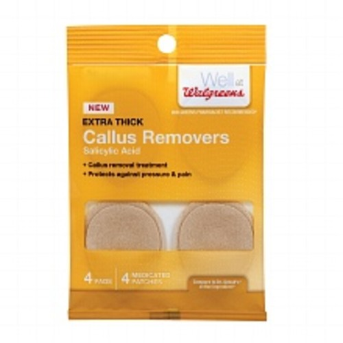 Walgreens Extra Thick Callus Removers Medicated Patches