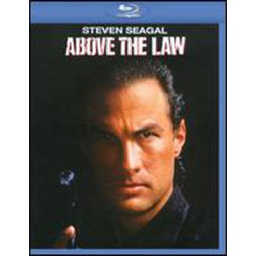 Above the Law [Blu-ray] WSE DTHD/DD5.1/DD2