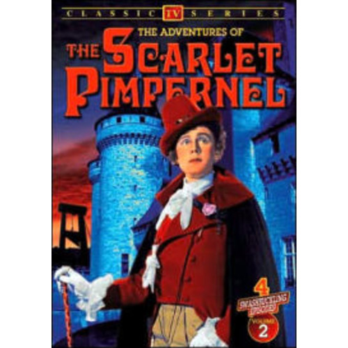 Adventures of the Scarlet Pimpernel, Vol. 2