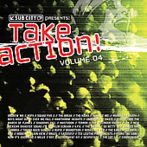 Take Action Vol 4 CD (2004)