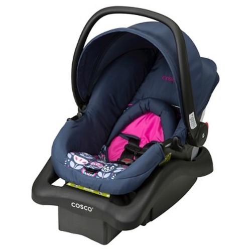 Cosco Light 'N Comfy DX Infant Car Seat - Elephant Puzzle