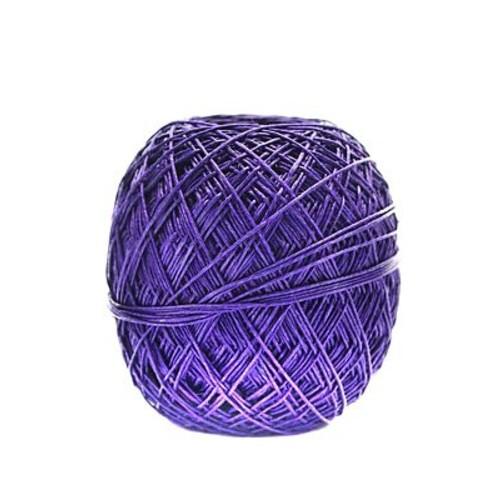 Toner Crafts Hemp Balls #20 400 ft purple [Pack of 2]