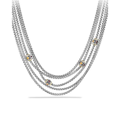 Renaissance Toursade Necklace with G