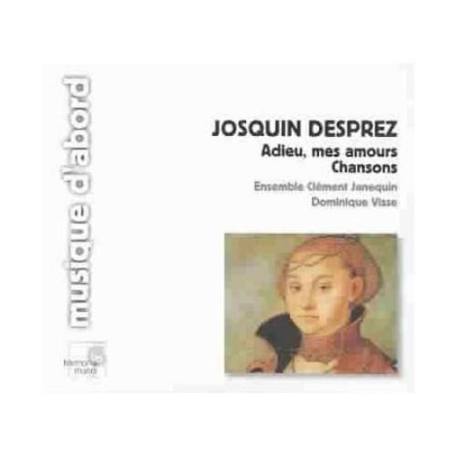 Desprez: chansons CD (2003)
