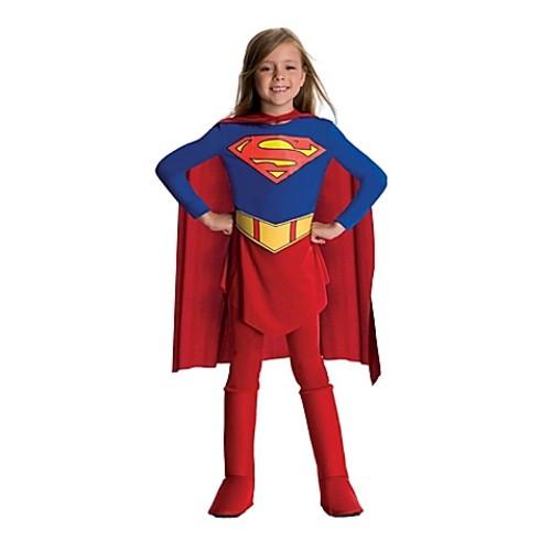 Supergirl Large Child's Halloween Costume