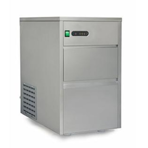 SPT IM-1108C 110 lb Automatic Ice Maker, Stainless Steel