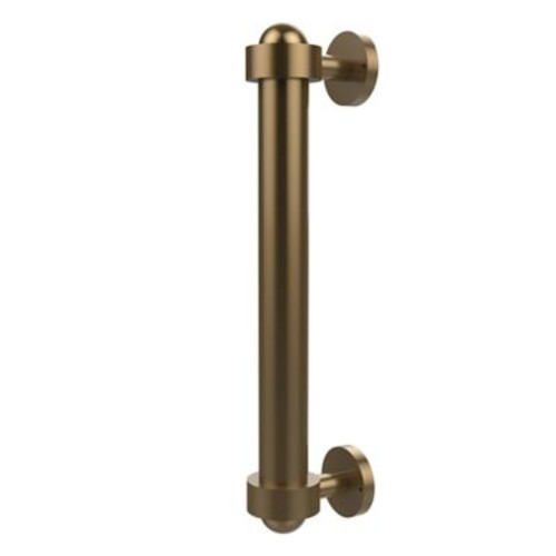 Allied Brass Continental 8'' Center Bar Pull; Brushed Bronze