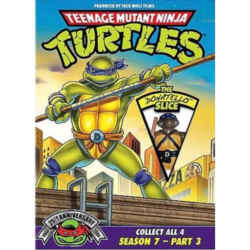 Teenage Mutant Ninja Turtles: Season 7, Part 3 (DVD)