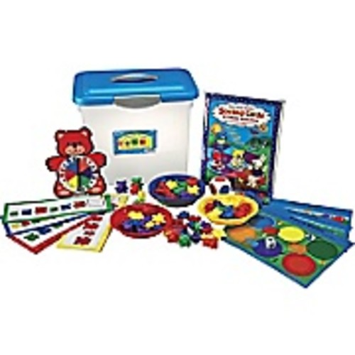 Learning Resources Three Bear Family Sort Pattern and Play Activity 134 Piece Set