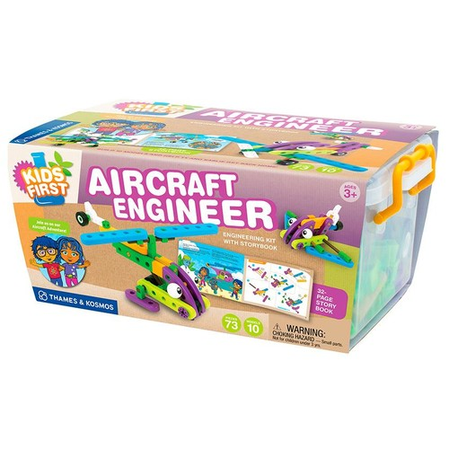 Thames and Kosmos Kids First Aircraft Engineer Science Experiment Kit