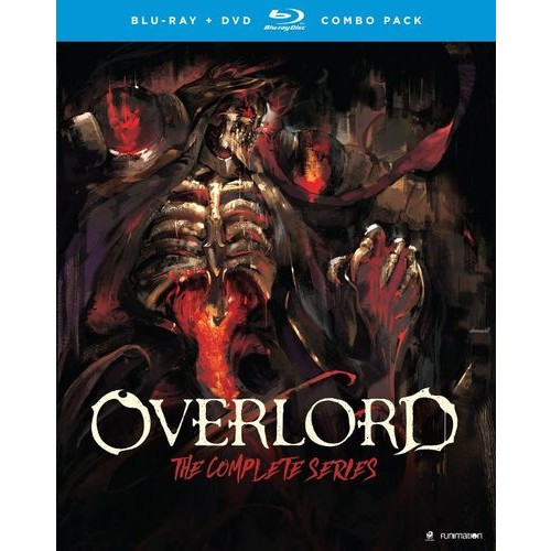 Overlord: The Complete Series [Blu-ray/DVD] [4 Discs]