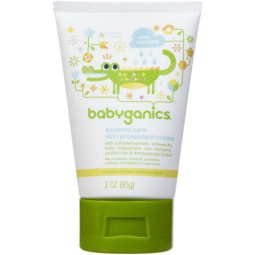 Babyganics 3 oz. Eczema Care Cream