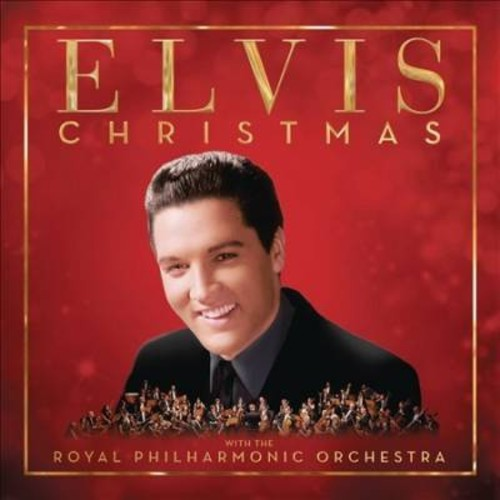Elvis Presley - Christmas With Elvis And The Royal Ph (CD)