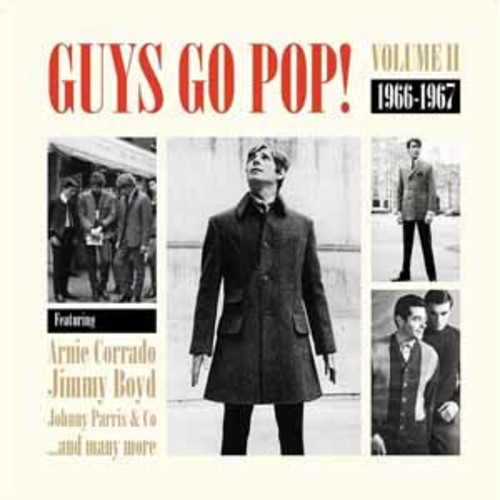 Guys Go Pop 2 / Various [Audio CD]