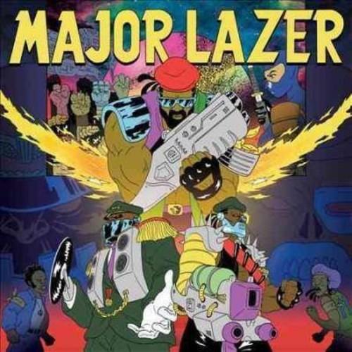 Major lazer - Free the universe (Vinyl)
