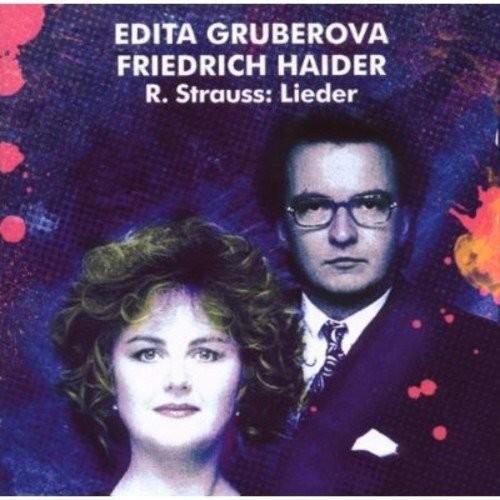 Richard Strauss: Lieder [CD]