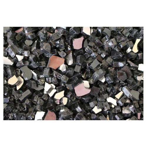 AZ Patio Heaters Fireplace Fillers - Black