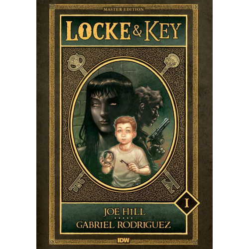 Locke & Key Master Edition, Volume 1
