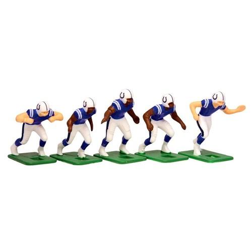 Tudor Games Indianapolis Colts Dark Uniform NFL Action Figure Set