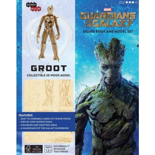 Guardians of the Galaxy : A Guide to the Cosmic Adventurers (Hardcover) (Marc Sumerak)