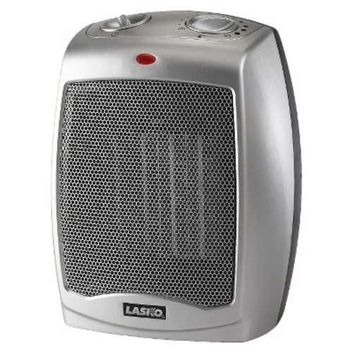 Lasko Ceramic Indoor Heater w/ Adjustable Thermostat 1500W 754200