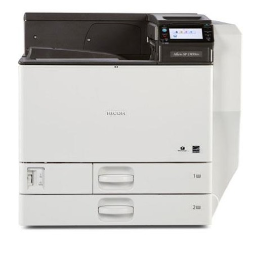 Ricoh Aficio SP C830DN Duplex Laser Printer 407802