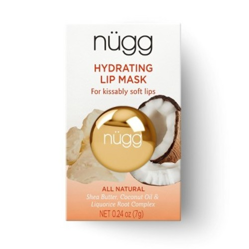 ngg Hydrating Lip Mask - Shea Butter Coconut Oil & Licorice Root - .24oz