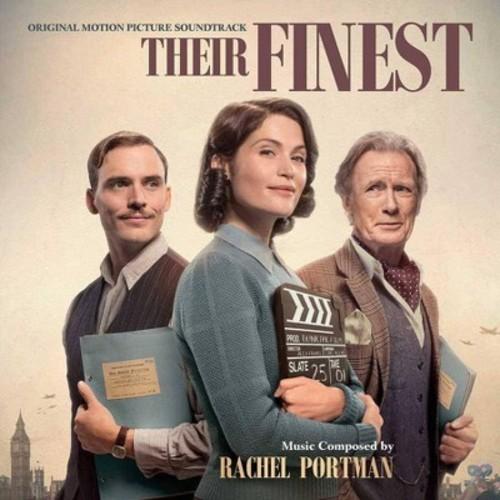 Rachel Portman - Their Finest (Osc) (CD)