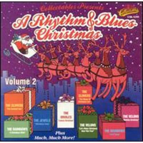 Rhythm & Blues Christmas, Vol. 2 By Various Artists (Audio CD)