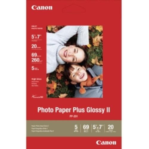 Canon PAPER CANON PHOTO PAPER GLOSSY II