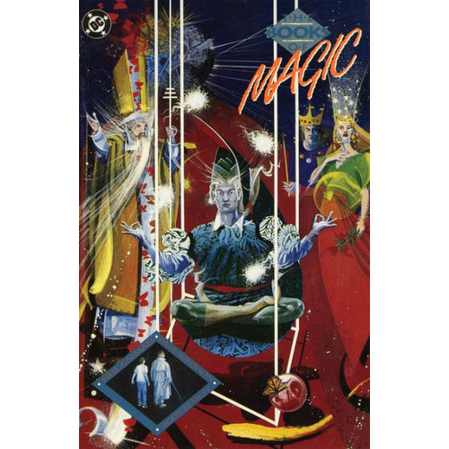The Books of Magic (1990-) #4
