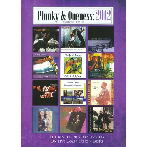 2012: The Best of 20 Years [CD]