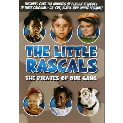 Little Rascals: Pirates of Our Gang