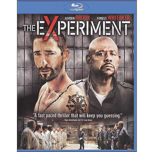 The Experiment [Blu-ray]: Cam Gigandet, Fisher Stevens, Maggie Grace, Jr, Adrien Brody, Forest Whitaker, Jr Clifton Collins, Paul Scheuring, Scott Nemes, Marty Adelstein, Jeanette Buerling, Bill Johnson, Maggie Monteith, Dawn Parouse, LLC; Inferno Entertainment; Magnet Media Group Inferno Distribution: Movies & TV