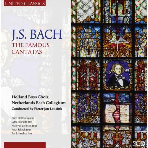 Famous Cantatas - CD