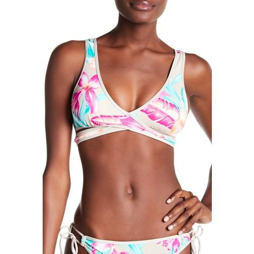Island Wrap Bikini Top